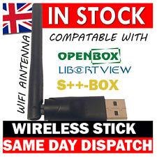 OPENBOX WIFI USB ANTENNA v8s v5s v8s libertview F5 F5S F3S X3 X5 STICK WIRELESS