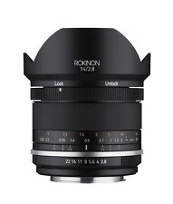 Rokinon 14mm F2.8 SERIES II Full Frame Ultra Wide Angle Lens (Canon EF)