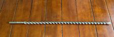 New Listingnew Milwaukee Sds Max Bit 1x36 4 Cutter Rotary Hammer Drill Bit 48 20 3956