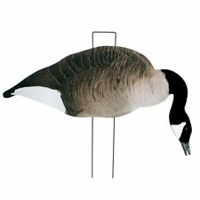 Final Approach Last Pass Honker Silhouette Decoys with Flock Heads, 12 Pack