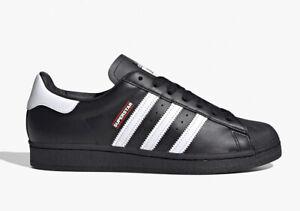 adidas Superstar 50 Run DMC Jam Master Jay Black White FX7617 Retro Shell Toe