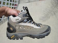 Womens MERRELL Pulse II High Ankle Waterproof Hiking Trail Boots Shoes 6.5