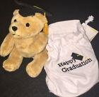 "Herrington Teddy Bears 2009 PETIT FOURS P4 ""HAPPY GRADUATION"" Plush in GIFT BAG"