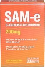 SAM-e 200 mg x 30 Coated Caplets - 24HR DISPATCH