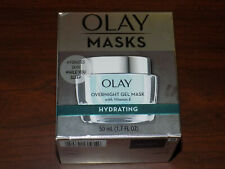 Olay Masks Overnight Gel Mask Hydrating 1.7 fl oz NEW 05/2022 Free Shipping!!!