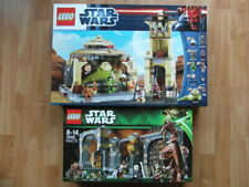 Lego Star Wars 75005 Rancor pit + 9516 jabbas palace bundle nuevo nuevo nuevo embalaje original