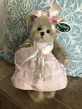 "Bearington Bears IVANA PARTY #1711 2006 10"" Plush🐻 Pink 🎂 Party Dress NWT🎊🎉"