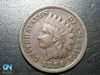 1886 Indian Head Cent Penny  --  MAKE US AN OFFER!  #B2556