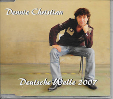 DENNIE CHRISTIAN - Deutsche welle 2007 CD SINGLE 2TR Holland (EMC)