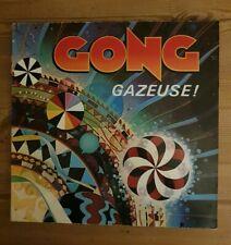 Gong Gazeuse! German Press Vinyl LP Virgin Records 28423XOT 1976