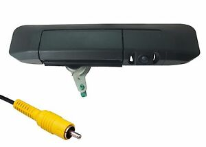 For Toyota Tacoma (2005-2014) Black Tailgate Handle with Backup Camera