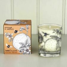 Beefayre - Bee Happy - Orange & Neroli - Scented Candle - 20cl/50hours