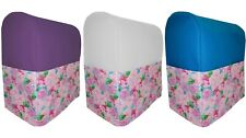 Canvas Pink Roses Cover Compatible with Kitchenaid Stand Mixer