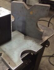 10x10x1.25 Steel Shop Hydraulic press plates AR400 Strongest Available