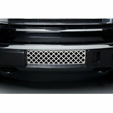 Putco 82182 Stainless Steel Diamond Bumper Grille Inserts for Ford F-150