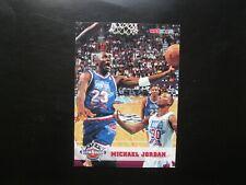 1993-94 Hoops # 257 Michael Jordan Chicago Bulls Nice Card NM