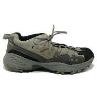 Vasque Velocity Trail Runner Hiking Shoe Boot Gray Sage Green Womens Size 9M