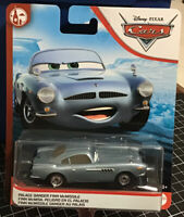 Disney Pixar Cars PALACE DANGER FINN McMISSILE * ANGRY FACE * London Chase NEW