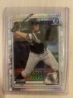 Andrew Vaughn, Mojo Refractor, 2020 Bowman Chrome #BCP-26 HOT MLB Rookie!