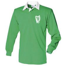Camisas y polos de hombre en color principal verde 100% algodón talla M
