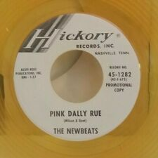 Newbeats Hickory 1282 PINK DALLY RUE/EVERTHING'S ALRIGHT(PROMO R&R 45)PLAYS VG++