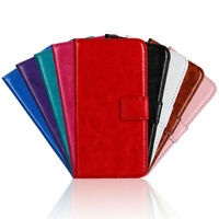 For ASUS ZenFone 2 ZE551ML/ZE550ML PU Leather Wallet Cover Case