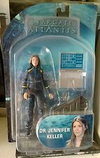 Stargate Atlantis Diamond Select Dr. Jennifer Keller figure