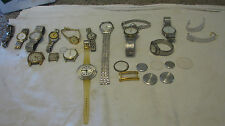 USED JUNK  WATCHES LOT FOR PARTS (LOT 3)