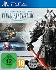 PS4 Spiel Final Fantasy XIV 14 Online Complete Edition NEUWARE