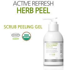 [MANYO FACTORY] Active Refresh Herb Peel (Scrub Peeling Gel) 120ml