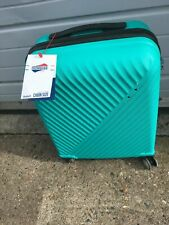 AMERICAN TOURISTER CABIN CARRY ON CASE BAG LUGGAGE SUITCASE 4 WHEEL SPINNER