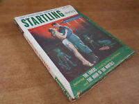 STARTLING STORIES vol.27 n.1 - Aug 1952 Pulp Magazine