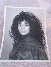"Vintage 8"" X 10"" Black & White Photo of Lisa Bonet"