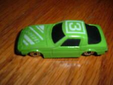 Vintage A-Power 3 Verde Coche Deportivo Carrera Coche de Carreras Desconocido