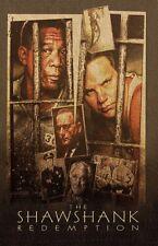 The Shawshank Redemption movie poster print (C) : 11 x 17 inches : Tim Robbins