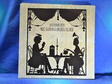Neil Gaiman & Amanda Palmer - An Evening with..., 2x LP, neu/OVP