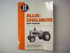NEW! IT MANUAL ALLIS-CHALMERS D-SERIES, 160, 170, 175 # AC-201