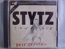 Stytz Syndicate- Best before- in-akustik  WIE NEU