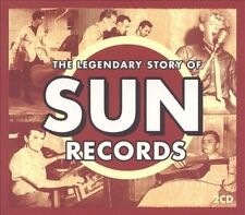 THE LEGENDARY STORY OF SUN RECORDS, CD