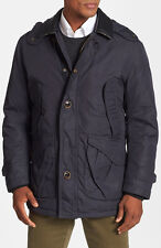 RAINFOREST Waxed Nylon Down Parka Jacket Size XL MSRP $495