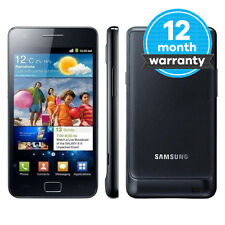 Samsung Galaxy S II I9100 - 16GB - Black (EE) Android Phone Very Good Condition