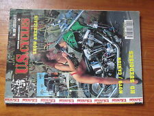 $$ Revue US Cycle N°19 Harley Davidson  Zippo  Bruce Joyner  Texas actuel