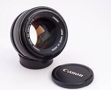 Canon FD 55mm f/1.2 S.S.C. (Exc+++++) *Dream Bokeh*