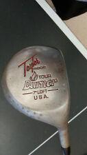 Taylormade Tour Burner 7 degree loft, Wilson Pro Staff Tour Shaft