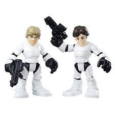 Playskool Heroes Galactic Luke Stormtrooper and Han
