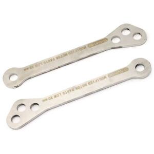 For SUZUKI GSXR600/750 GSX-R750 GSX-R600 Rear Suspension Drop Lowering Links Kit