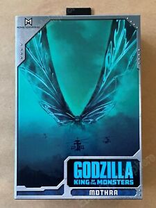"Godzilla King of the Monsters - Mothra (Poster Version) 12"" Action Figure NECA"