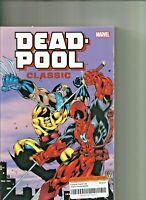 Deadpool Classic Companion TPB/Graphic Novel Marvel Comics