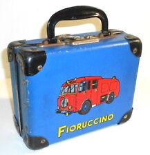 FIORUCCI 70s italy - FIORUCCINO bag suitcase - valigetta - valigia memorabilia