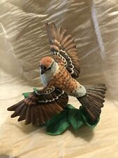 Lenox figurines Chipping Sparrow